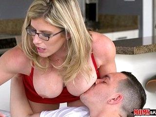 Moms Bang Teen - Naughty Needs threesome by Reality Kings 11 min